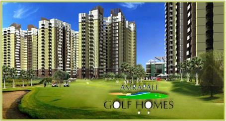 Amrapali Golf Homes Project